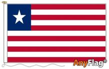 - LIBERIA ANYFLAG RANGE - VARIOUS SIZES